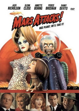 Марс атакует! (Mars Attacks!)