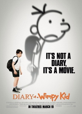Дневник слабака (Diary of a Wimpy Kid)