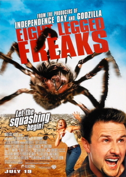 Атака пауков (Eight Legged Freaks)