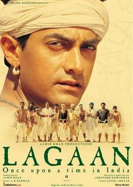 Лагаан Однажды в Индии (Lagaan Once Upon a Time in India)