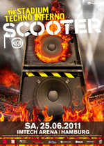 Scooter - The Stadium Techno Inferno