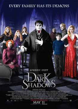 Мрачные тени (Dark Shadows)
