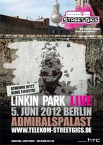 Linkin Park: Live At Telekom Street Gigs