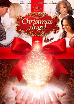 Christmas Angel - DVD Image