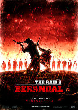 Рейд 2 (The Raid 2: Berandal)