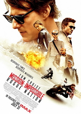 Миссия невыполнима: Племя изгоев (Mission: Impossible - Rogue Nation)