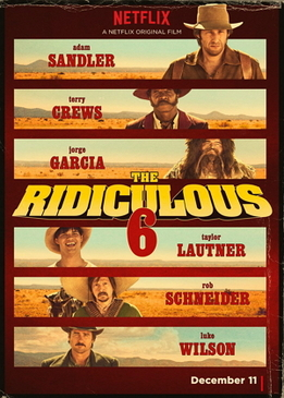 Нелепая шестёрка (The Ridiculous 6)