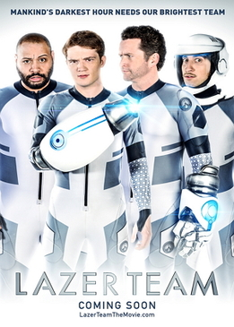Лазерная команда (Lazer Team)