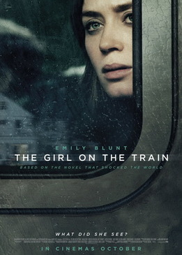 Девушка в поезде (The Girl on the Train)