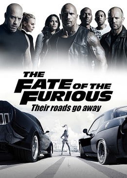 Форсаж 8 (The Fate of the Furious)