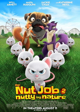 Реальная белка 2 (The Nut Job 2: Nutty by Nature)