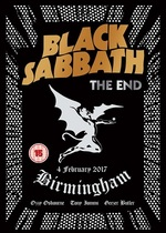 Black Sabbath - The End: Live In Birmingham