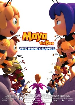 Пчёлка Майя и Кубок мёда (Maya the Bee: The Honey Games)