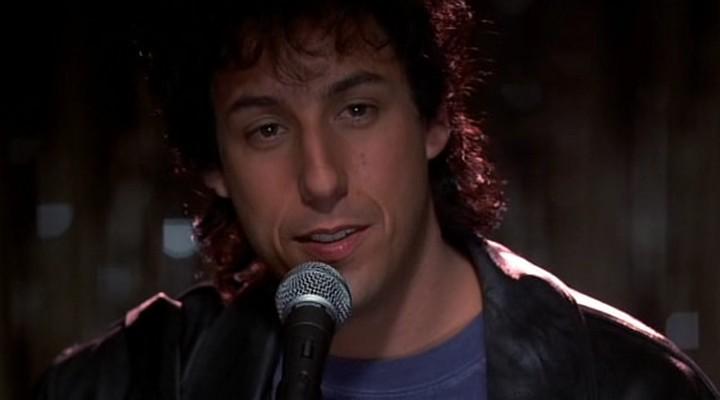 Певец на свадьбе, The Wedding Singer (1998) - Фильмы ... адам сэндлер комедии