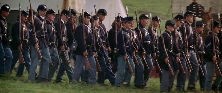 an analysis of the movie gods and generals Gods and generals is a 2003 american period war drama film written and directed by ronald f maxwell it is an adaptation of the 1996 novel of the same name by jeffrey shaara and prequel to.