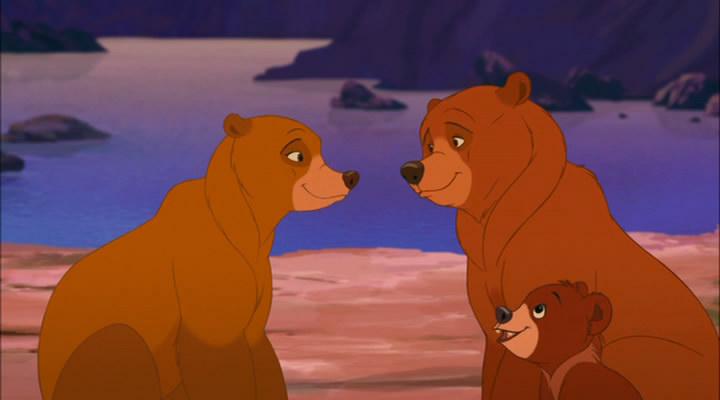 «Братец Медвежонок 2: Лоси В Бегах» — 2006