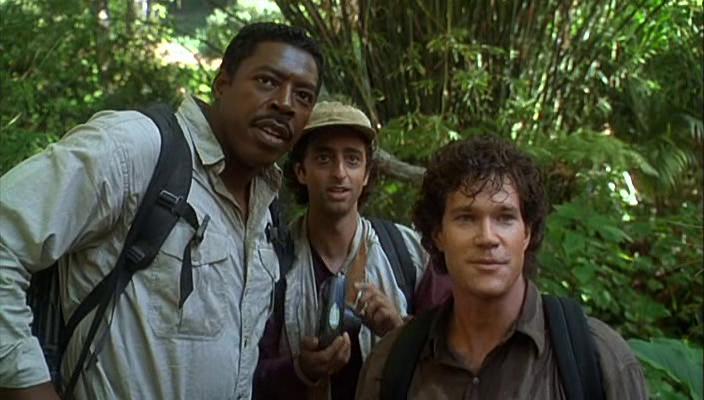 Конго Фильм 1995 Скачать Торрент - фото 3