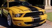 форд мустанг смертельная гонка #5