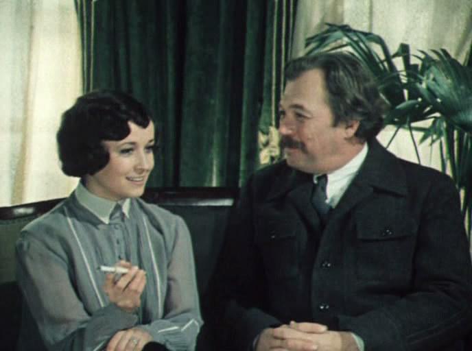Кадры из фильма кино два капитана