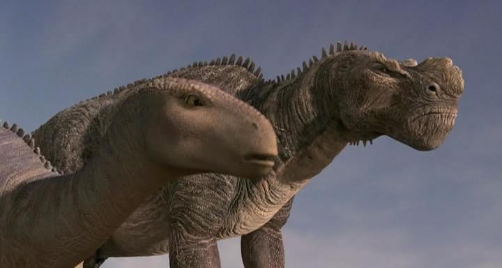 Скачать мультфильм Динозавр 2000