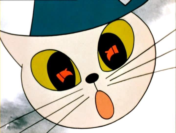 Маркиз карабас кот в мультик