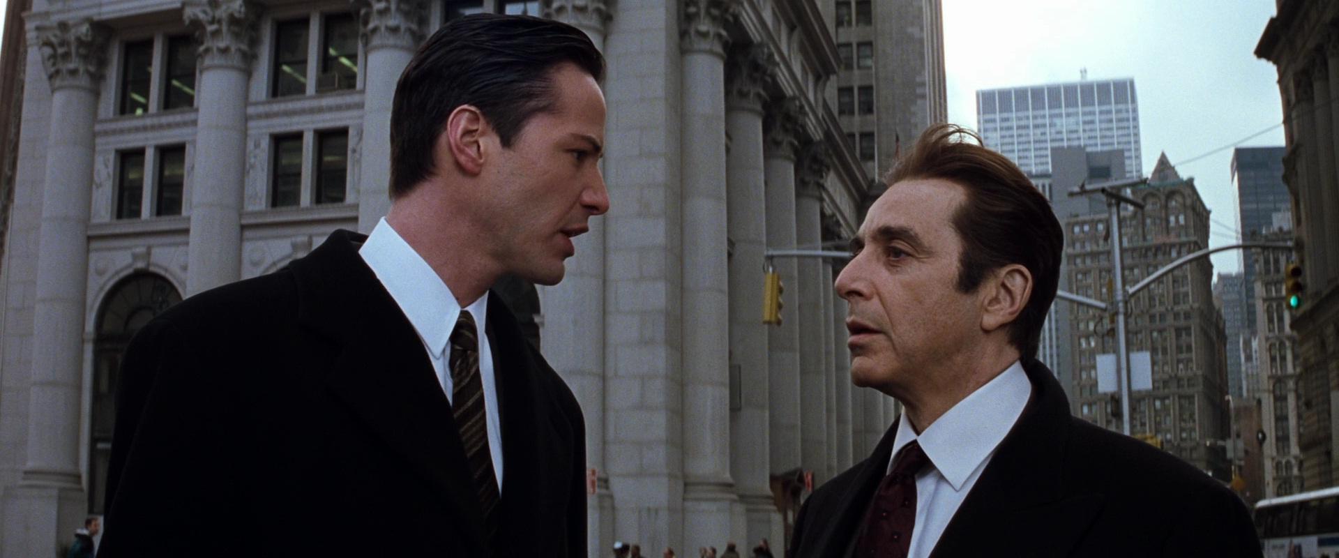 Кадры из фильма адвокат дьявола