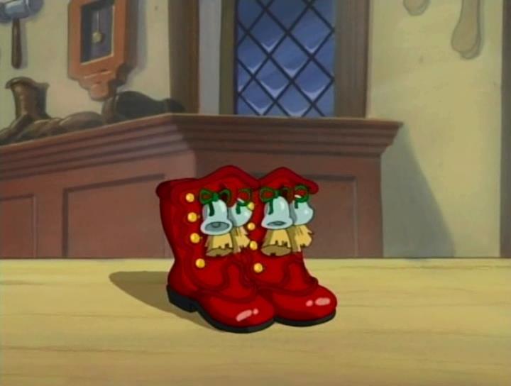 Красные сапожки на Рождество, Red Boots for Christmas (1995 ...