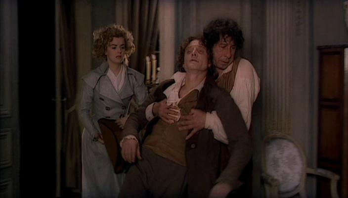 Роялистка, L'anglaise et le duc (2001) - Фильмы - КиноКопилка