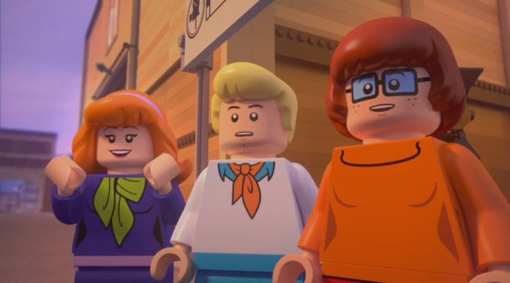 Лего фильм про скуби ду фильм война с сергеем бодровым отзывы